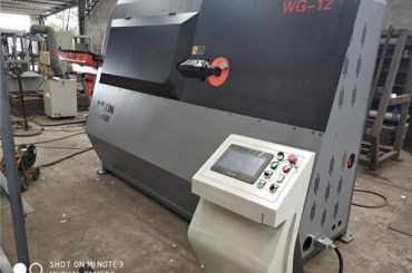 fabrikspris dobbelt-kablet automatisk omrøringsbøjningsmaskine