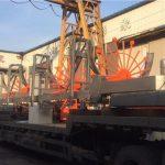 Automatisk stålbjælkeboremaskine