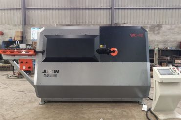china producent 4-12mm automatisk cnc kontrol ståltråd, rebar bøjemaskine