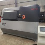 fabrik jern stang cnc automatisk rebar stirrup bøjemaskine