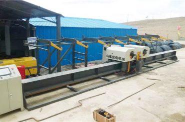 Hot sale Vertikal rebar Dobbelt Benderrebar bender centerautomatisk rebar bøjemaskine