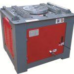 hydraulisk rustfri stålrørbøjemaskine, kvadratrør / rundrørbøjere til salg