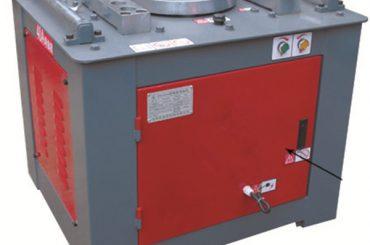 Hydraulisk rustfrit stål rørbøjningsmaskine firkantet rør runde rørbøjler til salg