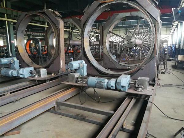 pc bar bur svejse maskine til præfabrikeret beton spundet bunke