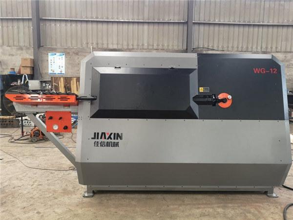 Bærbar rullebøjle bøjemaskine CNC rund stålbjælke og bøjemaskine