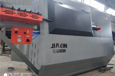 rebar stirrup bøjemaskine, stål bar stirrup making machine, forstærkende bar bøjemaskine