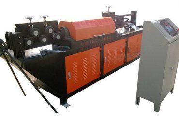 automatisk hydraulisk ledning rettet og skæremaskine